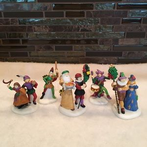 "Dept 56 ""Here We Come A-Wassailing"""